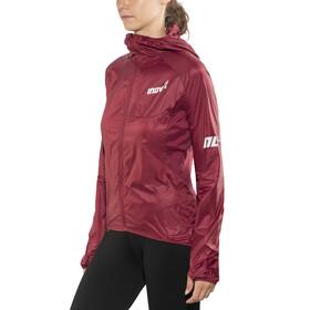 inov-8 AT/C Kurtka do biegania Kobiety czerwony